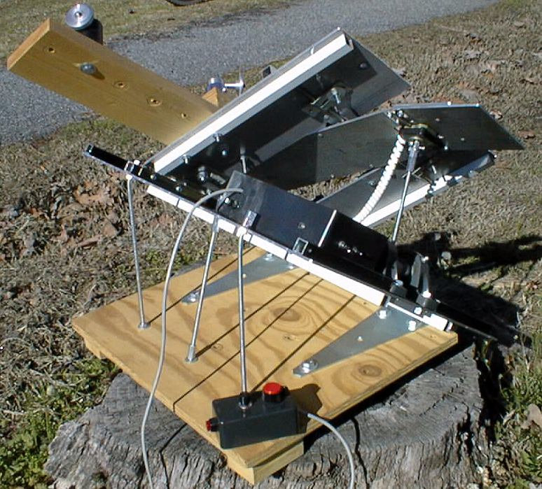 kit bytes equatorial astrokit library eq orion barns astro tabletop camera door kits mount mini the tracker german drive company seven barn